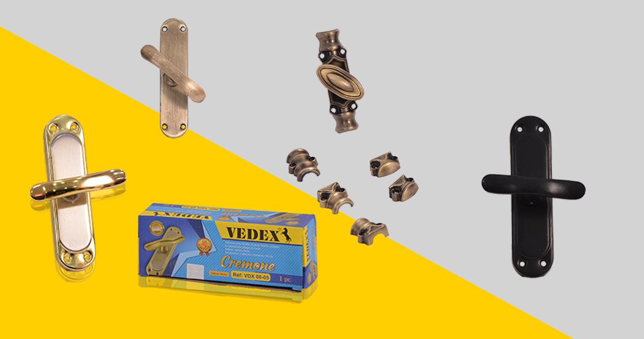 Vedex ,la qualité c'est *notre objectif